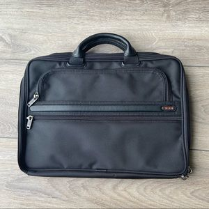 Tumi Alpha Ballistic Nylon Laptop Bag